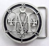 Cradle of Filth - 'Midian Seal' Buckle